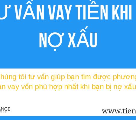 Tu Van Vay Tien Khi Bi No Xau