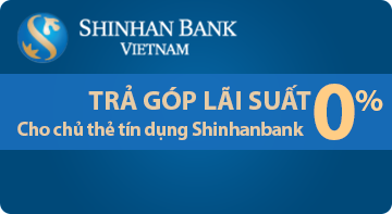 Lãi Suất Trả Góp Mua Hàng Qua Thẻ Tín Dụng Shinhanbank Như Thế Nào?