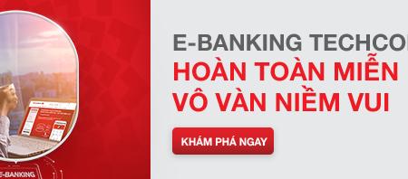 Cách đăng Ký Sử Dụng Dịch Vụ Chuyển Tiền Online Miễn Phí Tại Techcombank