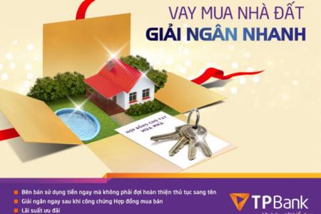 Hướng Dẫn Chuẩn Bị Hồ Sơ Vay Tiền Mua Nhà Tại TPBank