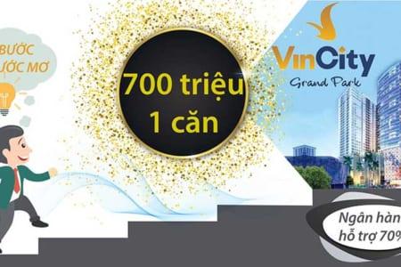 Hướng Dẫn Tìm Hiểu Sản Phẩm Ngân Hàng Cho Vay Mua Chung Cư Vincity Grand Park (Quận 9)