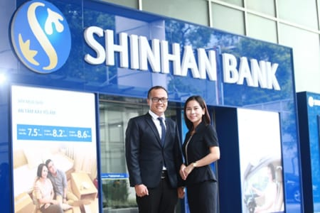 Những Nội Dung Cần Biết Về Vay Tín Chấp Tại Ngân Hàng Shinhanbank