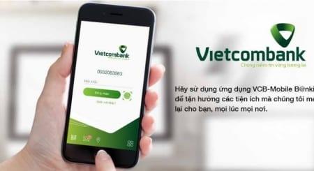 Cách đăng Kí Tài Khoản Mobile B@nking Vietcombank