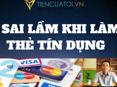 5 Sai Lam Khi Lam The Tin Dung