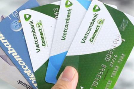 Các Loại Thẻ ATM Của Vietcombank