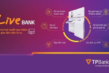 Cách Nộp Tiền Mặt Ngoài Giờ Giao Dịch Ngân Hàng Tại ATM Của TPBank