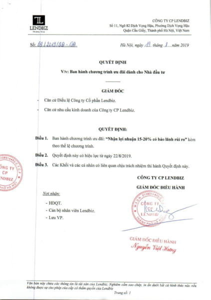 2019.19.08 Ban hanh chuong trinh uu dai danh cho NDTjpg1