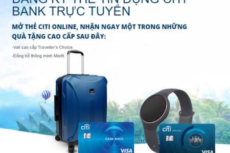 Hướng Dẫn đăng Ký Và Phát Hành Thẻ Tín Dụng Ngân Hàng Citibank