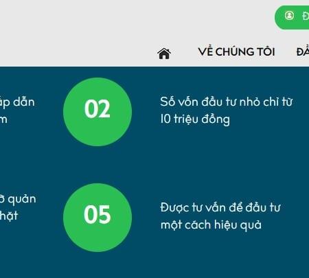 Dau Tu Cho Vay Vnvon – Tiencuatoi.vn