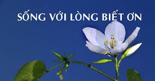 Sống Với Lòng Biết ơn – Tiencuatoi.vn