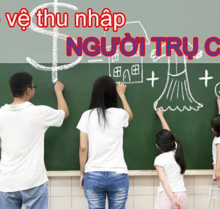 Bao Hiem Bao Ve Thu Nhap Nguoi Tru Cot  Tiencuatoi.vn