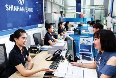 Lai Suat Vay Shinhan Bank