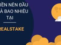 Bạn Nên Tham Gia đầu Tư Bất động Sản Trên Nền Tảng RealStake Với Số Tiền Bao Nhiêu