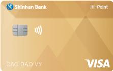 shinhanbank the visa hipoint – tiencuatoi.vn