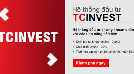 Tcinvest – Tiencuatoi.vn