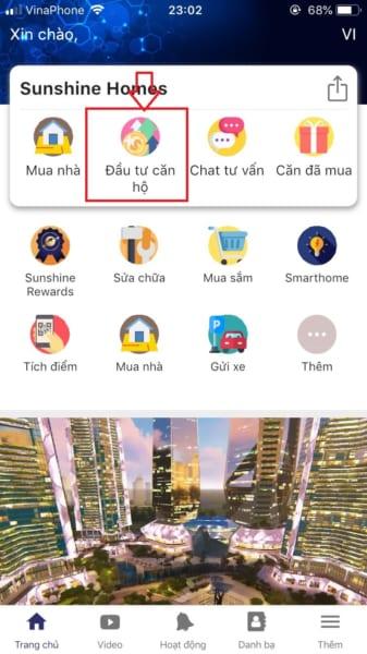 đăng ký tài khoản đầu tư sunshine app – tiencuatoi.vn