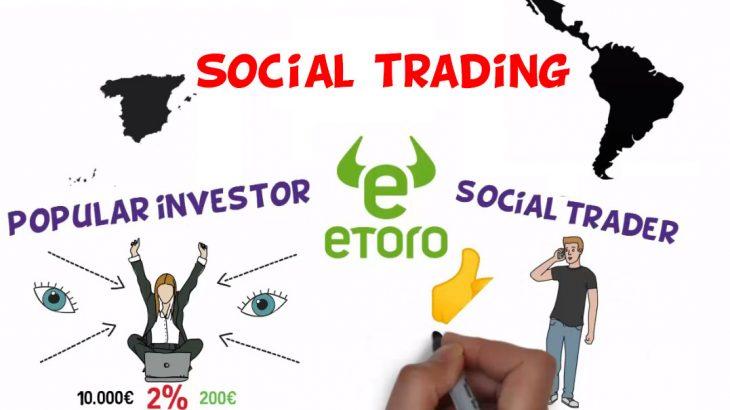 Sàn giao dịch Social Investment uy tín nhất tại Việt Nam eToro