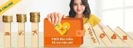 Bảo Hiểm Hỗ Trợ Chi Phí Nằm Viện Và Phẫu Thuật FWD Vài Trăm Ngàn Một Năm Nhận Quyền Lợi Lên đến 150 Triệu Tiencuatoi.vn 1
