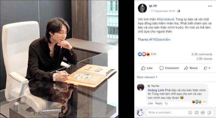 Lý do ngày càng nhiều sao Việt quan tâm đến bảo hiểm nhân thọ-tiencuatoi.vn-2