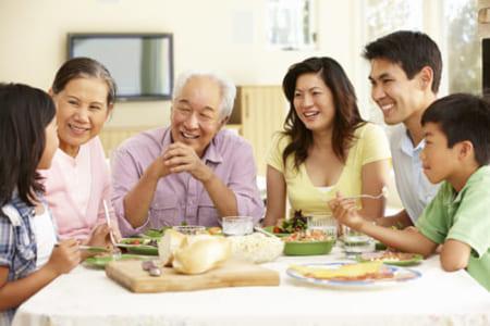 Những Hành động Nhỏ Nhưng Giúp Cả Gia đình Luôn Sống Vui, Sống Khỏe