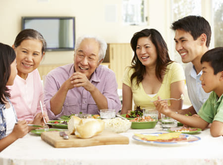 Những Hành động Nhỏ Nhưng Giúp Cả Gia đình Luôn Sống Vui, Sống Khỏe 1 Tiencuatoi.vn