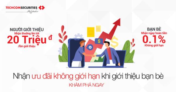 Thành Viên TienCuaToi Sẽ Nhận 0.1% Giá Trị đầu Tư Trái Phiếu, Chứng Chỉ Quỹ Lần đầu Tiên Giao Dịch Tại TCinvest
