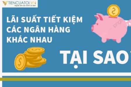 Tại Sao Lãi Suất Tiền Gửi Tiết Kiệm ở Các Ngân Hàng Lại Chênh Lệch Nhau?