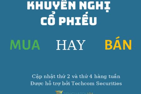 21.9.2020 – Bản Tin Khuyến Nghị Mua Bán Cổ Phiếu Việt Nam – Techcom Securities