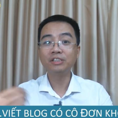 Tâm Sự Người Viết Blog 5 Năm – Tiencuatoi.vn