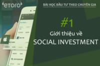 Bài Học Số 1: Giới Thiệu Về Social Investment – Kênh đầu Tư Thụ động Phổ Biến Trên Toàn Thế Giới
