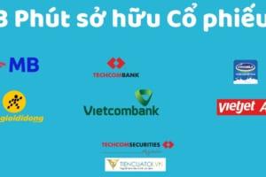 Mở Tài Khoản đầu Tư Cổ Phiếu Online Tại Techcom Securities (TCBS) Trong 3 Phút