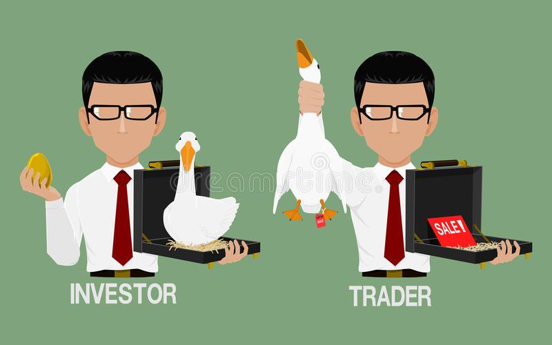 Bạn Chọn Làm Trader Hay Là Investor ???