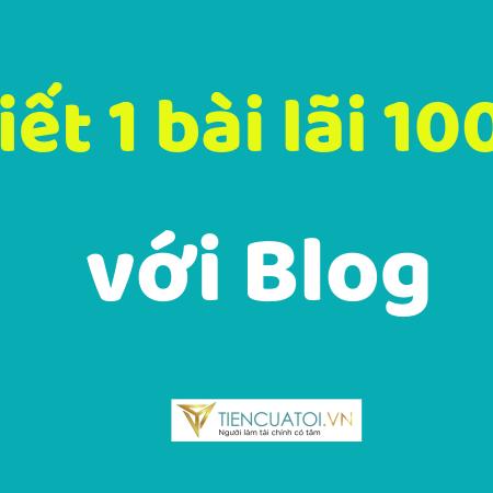 Viet Blog Kiem Tien