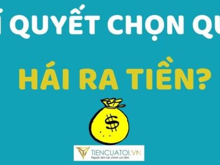 Bi Quyet Chon Quy Dau Tu