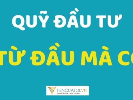 Quy Dau Tu La Gi – Tiencuatoi