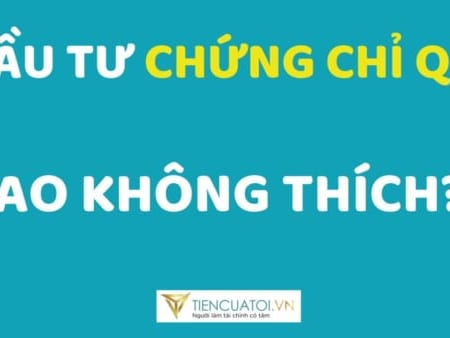 Tai Sao Nen Dau Tu Chưng Chi Quy