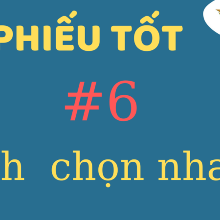 Cổ Phiếu Tốt – 6 Cách Chọn Nhanh – TienCuaToi
