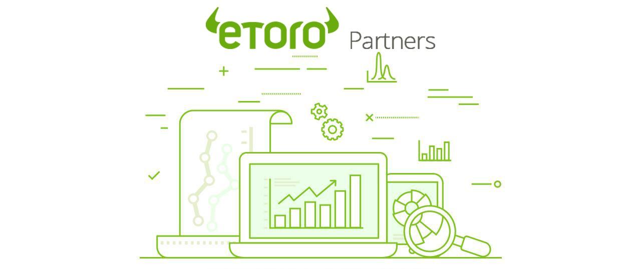 Cách để trở thành đối tác giới thiệu khách hàng của Etoro (Etoro Partner).