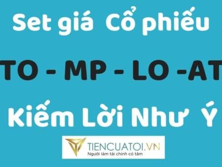 Set Gia Co Phieu
