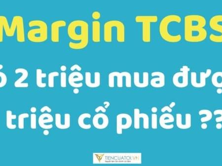 Vay Margin Mua Co Phieu